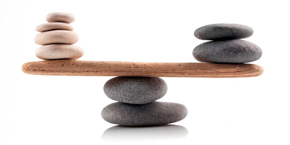 trovare equilibrio interiore