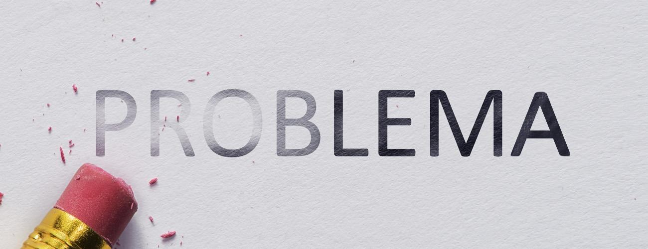 riconoscere il problema