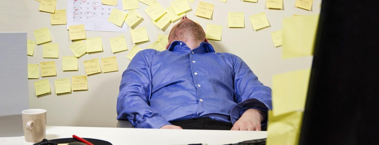 gestire il tempo disorganizzazione
