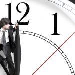 gestire il tempo scarso