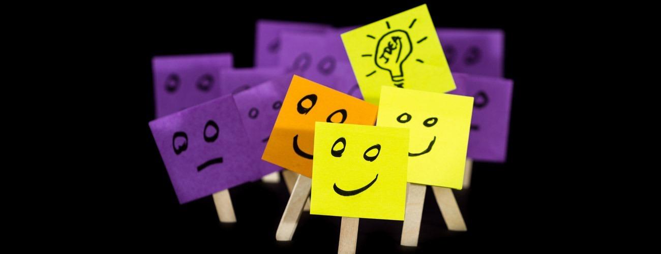 come essere positivi
